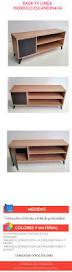 desk design castelar rack tv mueble nordico escandinavo vintage diseño 3 770 00 en