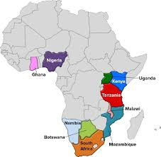 Map Of Uganda In Africa by About Rise Science Initiative Group