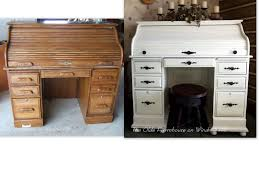 Craigslist Desks The Olde Farmhouse On Windmill Hill Desk Makeover How To Update