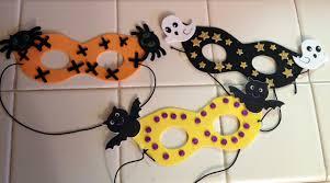 easy halloween crafts matte black nail design with rhinestones on
