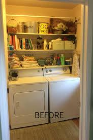 Laundry Room Decorating Accessories by Laundry Room Update Following Friends