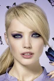 maquillage mariage yeux bleu coiffurete maquillage de mariée pour yeux bleus
