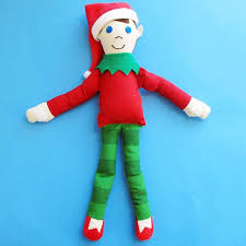 sewing patterns christmas elf christmas elf pattern how to make an elf doll pdf tutorial