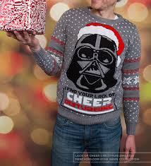 sweater wars wars lack of cheer disturbing unisex knitted