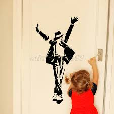 compare prices on musical sticker online shopping buy low price forever king of pop michael jackson wall stickers music fans room decoration vinyl adesivo de paredes