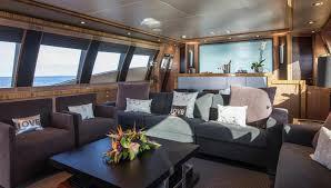 a livingroom hush motor yacht hush palmer johnson yacht harbour