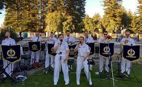 hyde park fair royal australian navy