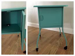 Charging Station Nightstand by Find More Ikea Vettre Turquoise Blue Nightstand Side Table