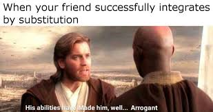 Calculus Meme - is it possible to learn this power calculus meets the prequels