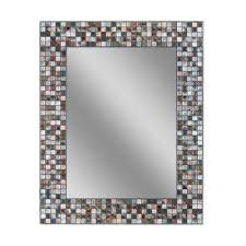 Movable Bathroom Mirrors by Rectangle Bathroom Mirrors Bath The Home Depot