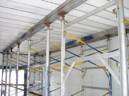 quad deck insulated concrete forms for floors roofs and tilt up