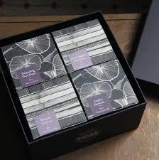 tea gift sets premium black leaf tea gift set by tiosk