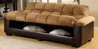 brown microfiber sofa bed best microfiber futon sofa bed sleeper couch 2018 2019 microfiber