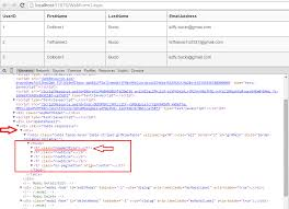 Bootstrap Table Class Asp Net Gridview Forms On Bootstrap