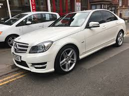 used mercedes benz c class sport 2012 cars for sale motors co uk
