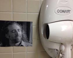 Hand Dryer Meme - con air hair care funny pictures lol tribe