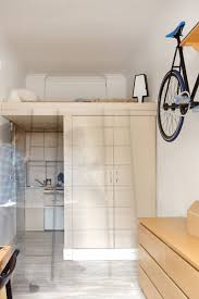 How To Live In A Small Space A Space Saving 13 Square Meter Apartment In Poland Home Design Lover