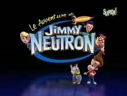 le avventure jimmy neutron