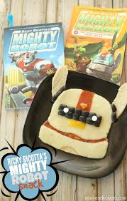 ricky ricotta ricky ricotta book series mighty robot snack
