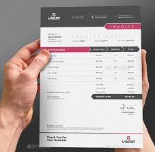 37 best psd invoice templates for freelancer web u0026 graphic