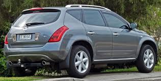 Nissan Rogue Grey - file 2005 2008 nissan murano z50 ti wagon 01 jpg wikimedia commons