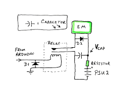 interfacing relay with pic microcontroller mikroc using transistor