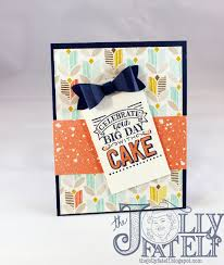 stampin up big day sale a bration birthday card youtube