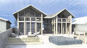 new england style house poole western design architects