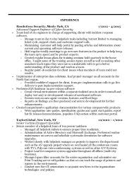 Information Security Resume Examples by Charming Idea Cyber Security Resume 11 Cyber Security Resume
