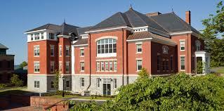 Amherst College by Amherst College Charles Pratt Residence Hall Shawmut
