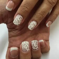 10 nail art tips designs amazing french tip nail designs biz