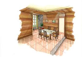 tropical dining room modern tropical dining room by shinvan on deviantart