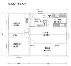 Granny Flat Floor Plans 1 Bedroom Floor Plan For Granny Flat 6m X 6m Google Search Granny Flat
