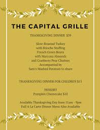 thanksgiving dining options in oc family review guide