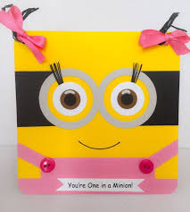 best 25 minion card ideas on pinterest minion birthday card