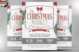 christmas flyer photos graphics fonts themes templates