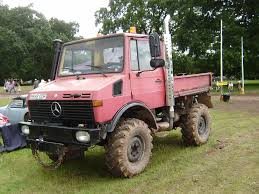 unimog tractor u0026 construction plant wiki fandom powered by wikia