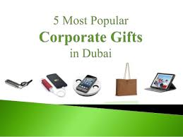 5 most popular corporate gifts