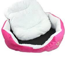 Washable Dog Beds Umiwe Washable Soft Warm Paw Style Cat Dog Beds Nest Pad Mat