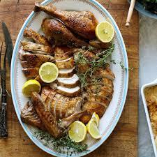 dry rub for thanksgiving turkey lemon u0026 fennel rubbed turkey with homemade giblet gravy recipe