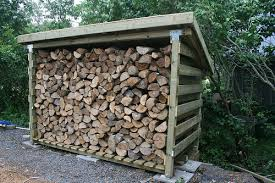 Free Firewood Storage Shed Plans by How To Build A Wood Storage Shed Ehow Building A Wood Shed