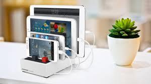 avantree powerhouse 4 5a 5v 22 5w desktop 4 usb charging station