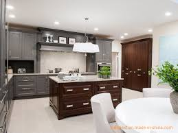 wood kitchen cabinets for 2020 china 2020 trend american style modern solid wood kitchen