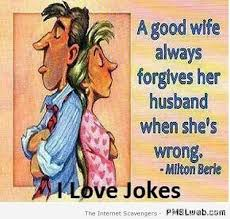 11 a good wife forgives her husband when she s wrong pmslweb