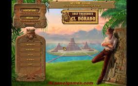 lost treasures of eldorado free download
