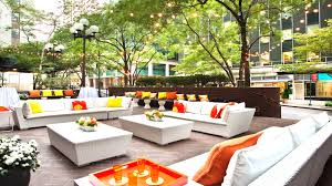 The United Nations Dining Room And Rooftop Patio Midtown Manhattan Meeting Space The Westin New York Grand Central