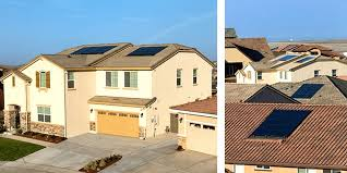 zero net energy homes california s first zero net energy community is a model for future