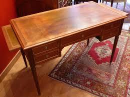 Flat Top Desk Flat Top Desk Antiques In France