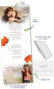 Send And Seal Wedding Invitations Seal U0026 Send Wedding Invitations At Zander Press Inc