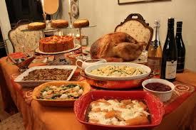 thanksgiving thanksgiving dinner goletaealthier feast photo